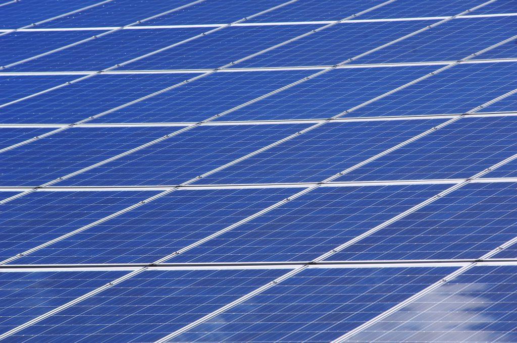 ייצור חשמל באמצעות אנרגיה סולארית
