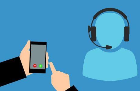 מענה טלפוני אנושי: חוק 6 הדקות